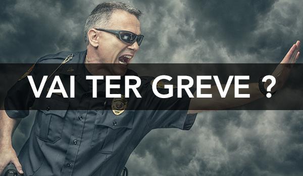 Carreiras Policiais e o Direito de Greve.