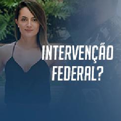 Prof.ª Fabiana Coutinho fala sobre a Intervenção Federal no Estado do Rio de Janeiro
