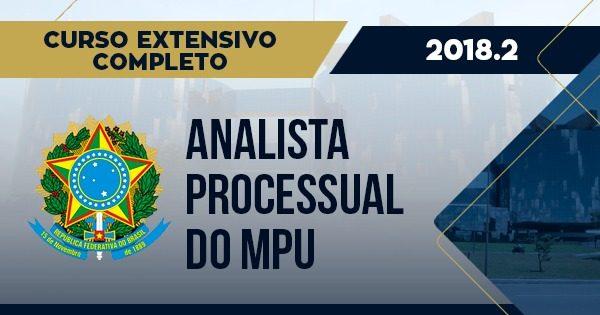 analista processual do mpu
