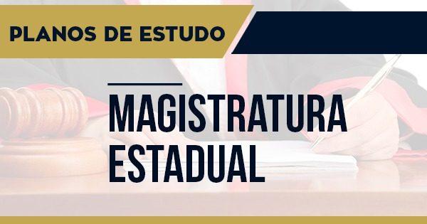 Thumbs Planos de Estudo – Magistratura Estadual