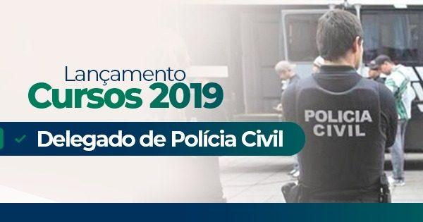 lancamento delegado da policia civil