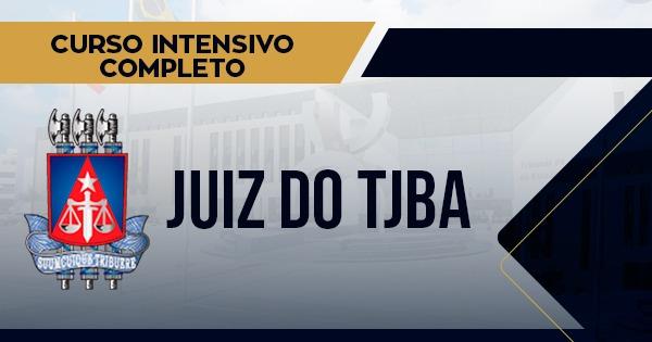 JUIZ DO TJBA: Concurso Está Suspenso!
