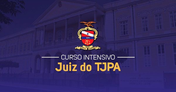 Curso Intensivo Juiz do TJPA